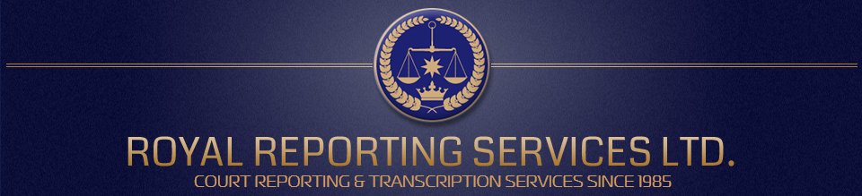 Royal Reporting Services